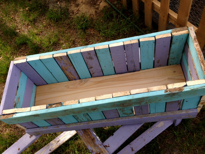 Building a Simple Planter Box