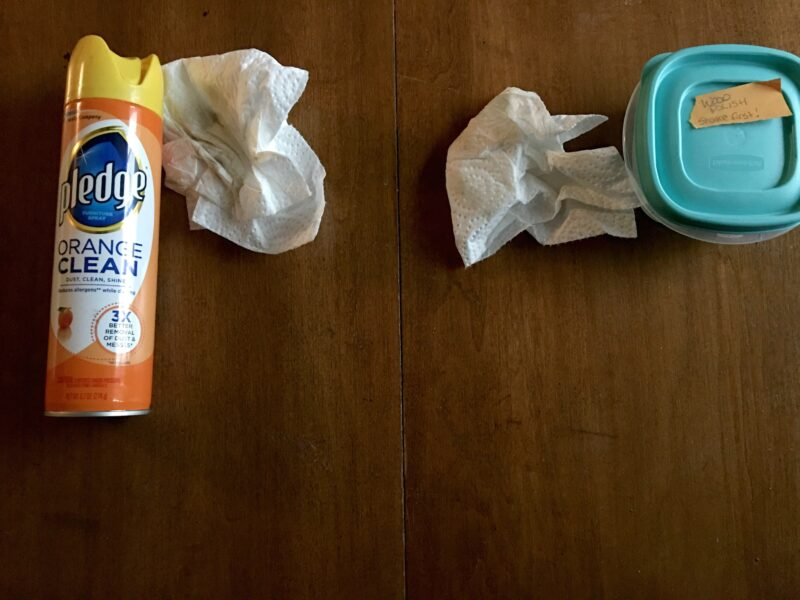 Homemade Cleaners that really work for your Kitchen